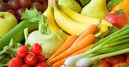 nutrition fruit veg