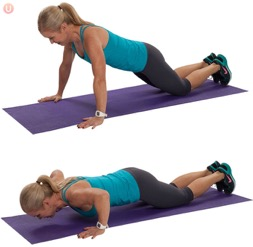 push ups for summer body